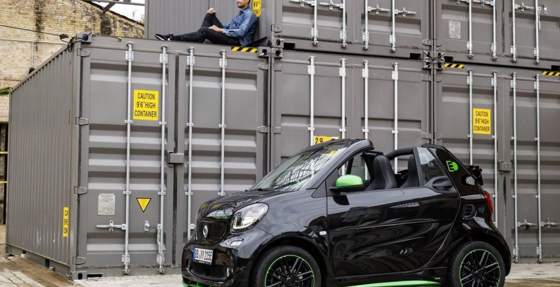 Smart Electric Drive 2017: La nueva gama eléctrica de Smart 50
