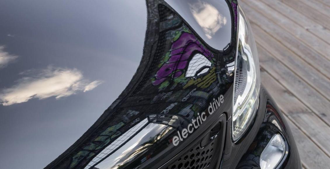 Smart Electric Drive 2017: La nueva gama eléctrica de Smart 58