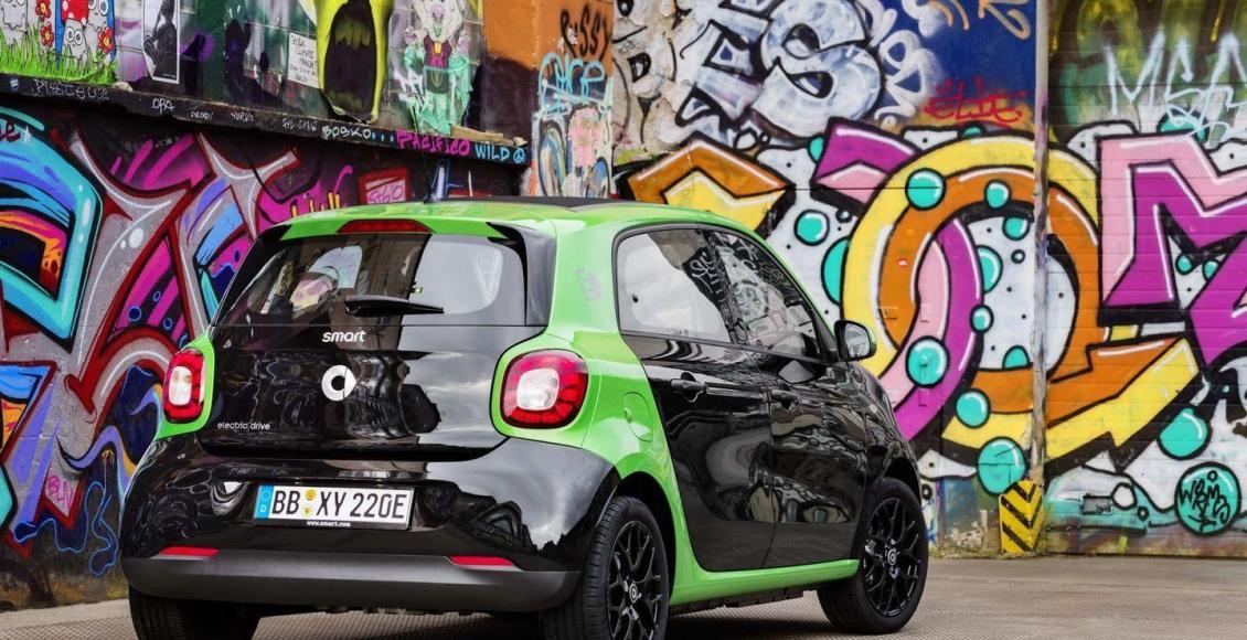 Smart Electric Drive 2017: La nueva gama eléctrica de Smart 74