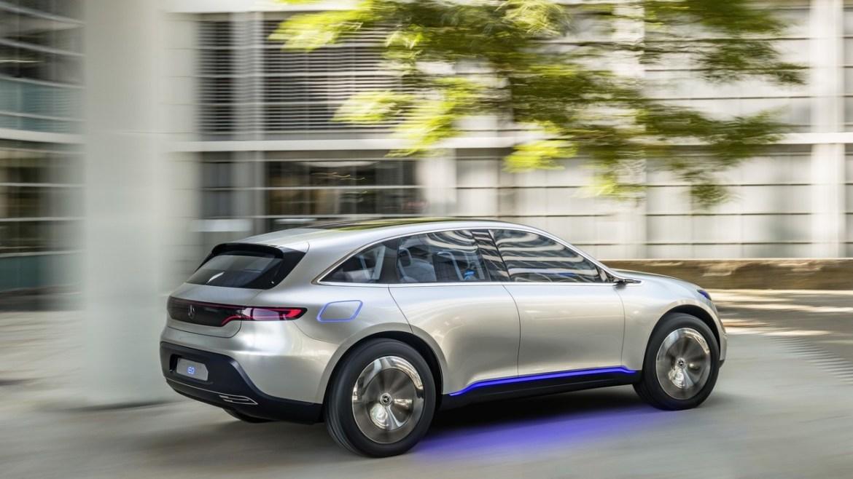 Mercedes ya permite reservar el EQ Concept, gran expectación