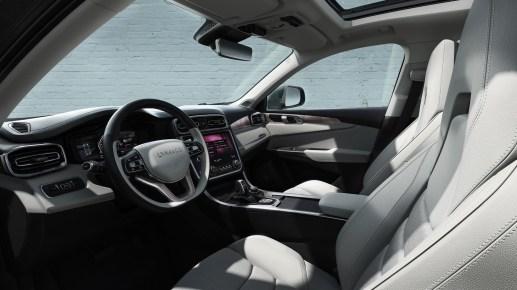 Lynk & Co presenta el SUV 01: La Hacendado de Volvo que llegará a Europa
