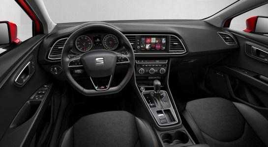 SEAT León 2017: Ahora con el 1.6 TDI de 115 CV y estética renovada