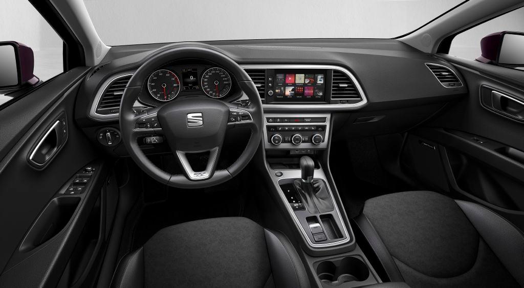 SEAT León 2017: Ahora con el 1.6 TDI de 115 CV y estética renovada 7