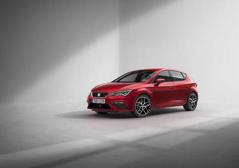 SEAT León 2017: Ahora con el 1.6 TDI de 115 CV y estética renovada 12