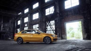 El BMW Serie 1 Sedán ya es una realidad: Eso sí, únicamente para China