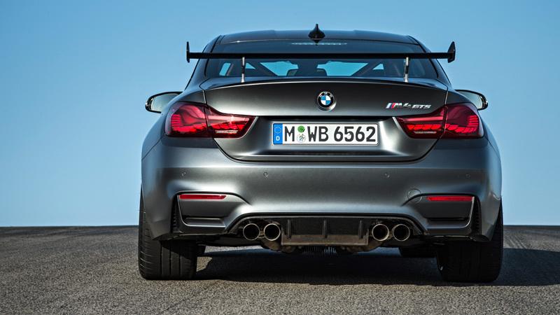 El BMW M4 GTS no es tan limitado como se pensaba: ¡Se han fabricado 830 unidades!