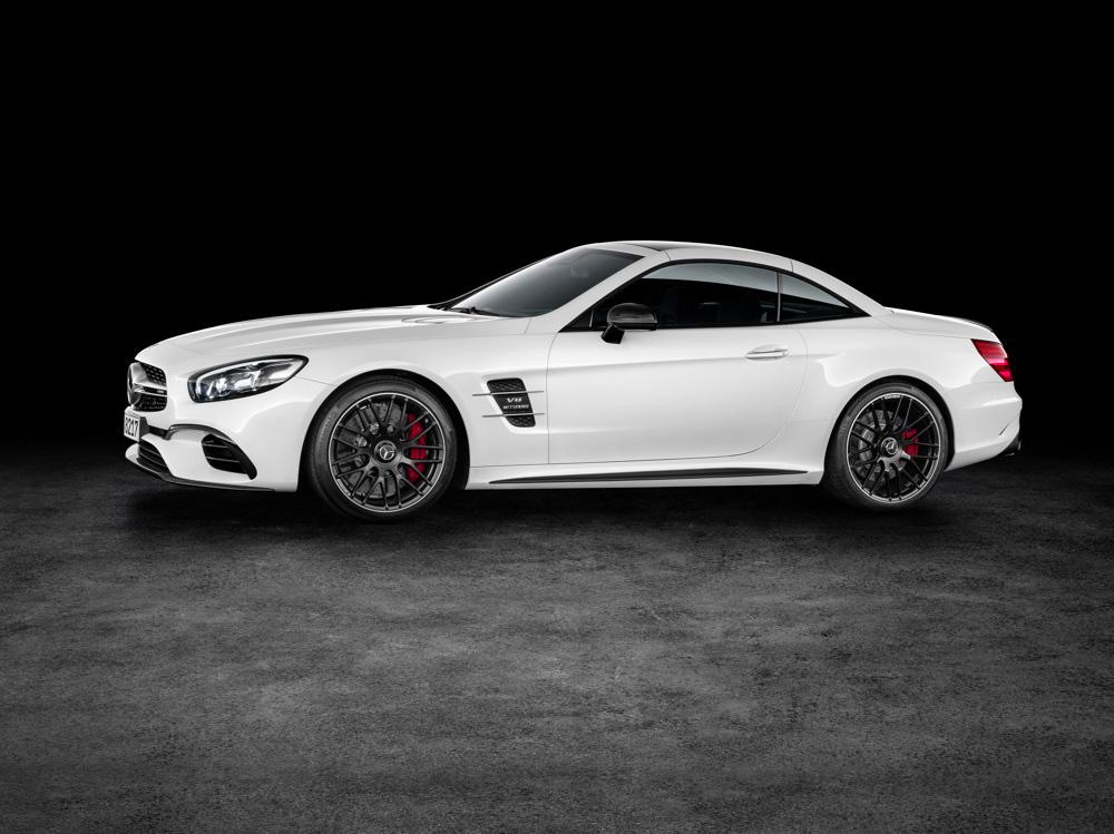 El Mercedes SL podría contar por primera vez con cuatro asientos 2