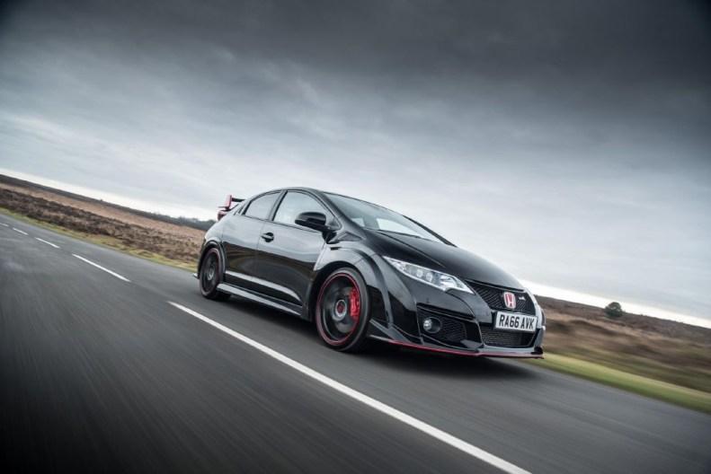 Honda Civic Type R Black Edition: Las últimas 100 unidades antes de culminar su producción