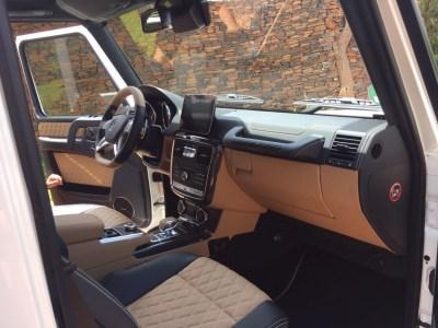 El nuevo Mercedes-Maybach G650 Landaulet aparece antes de hora