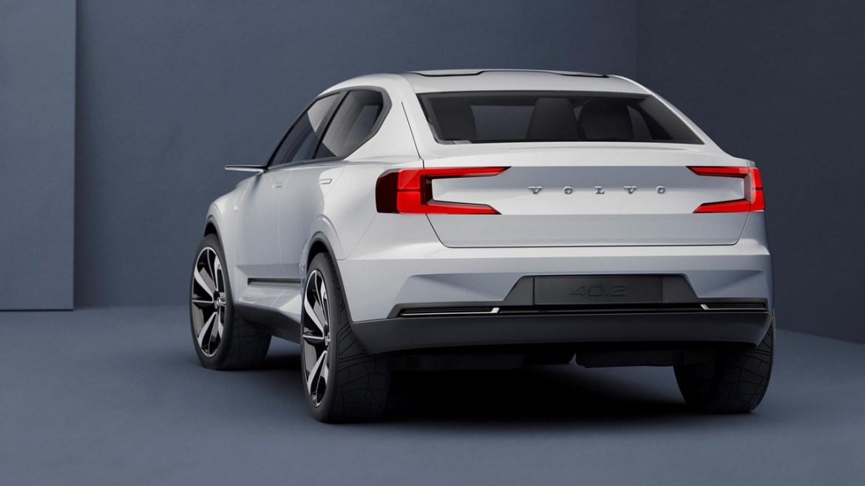 Vídeo: Volvo da los últimos retoques al XC40 y el debut ya queda muy cerca