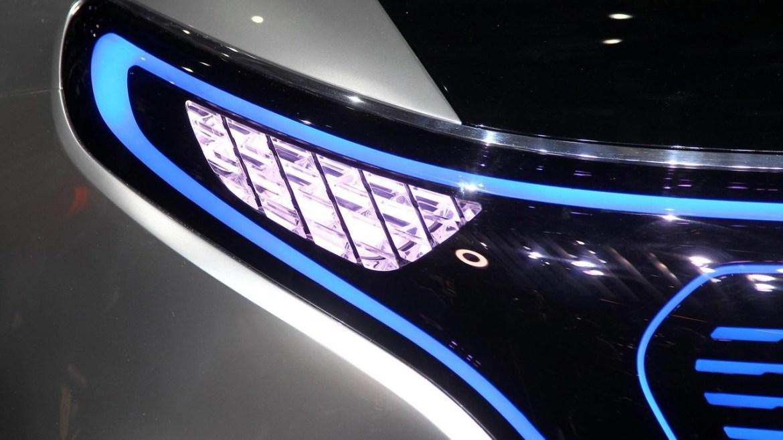 Mercedes lanzará le primer crossover EQ eléctrico en 2019, y no será el único