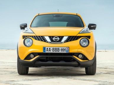 Nissan Juke Edición Fun: Si buscas un Juke más colorido, esta es tu opción