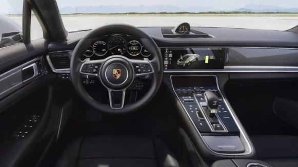 Porsche Panamera Turbo S E-Hybrid: La berlina híbrida que alcanza los 310 km/h