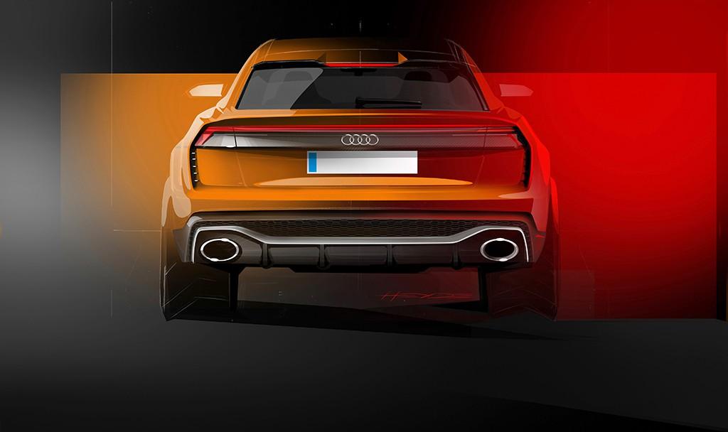 Más cerca del Audi RS Q8: lo veremos el próximo año, y será brutal