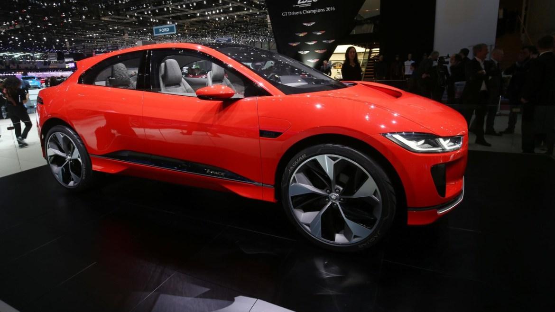 El primer Jaguar EV llegará en 2018, y no será el único