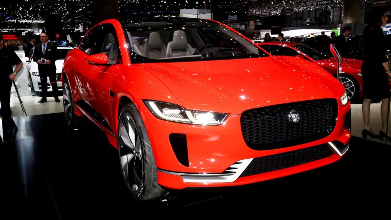 El Jaguar I-Pace llegará a España antes de verano con 500 km de autonomía