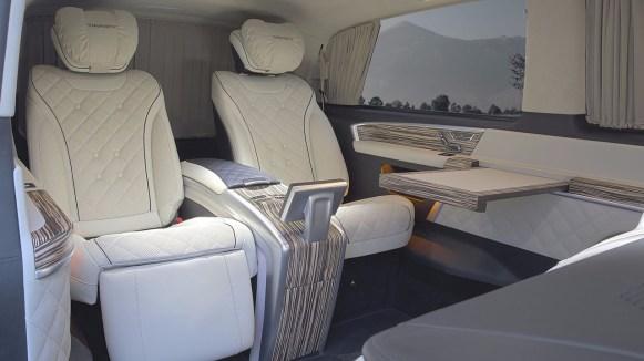 Mansory también se apunta a hacer una Mercedes Clase V con toda clase de lujos