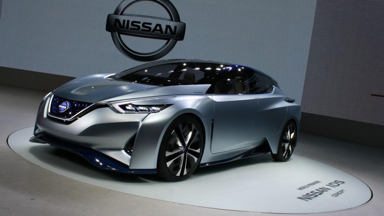 El nuevo Nissan LEAF dará vida a un crossover