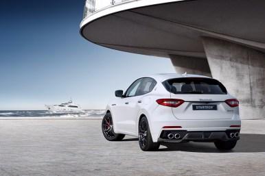 Startech Maserati Levante: El toque picante que le faltaba al SUV italiano