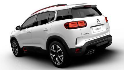 ¡Adiós al C5! Llega el Citroën C5 Aircross, la apuesta firme por el SUV