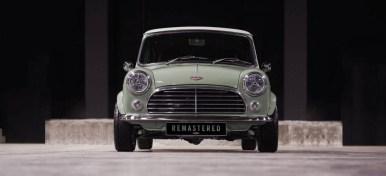MINI Remastered: ¿Te gastarías 60.000 euros en uno clásico y restaurado con equipamiento actual?