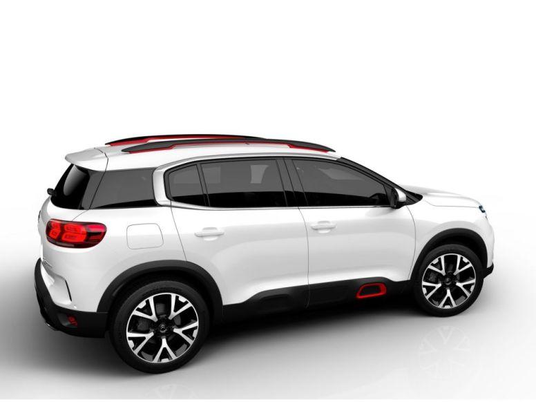 Se filtra el Citroën C5 Aircross: La nueva incorporación SUV de la marca francesa
