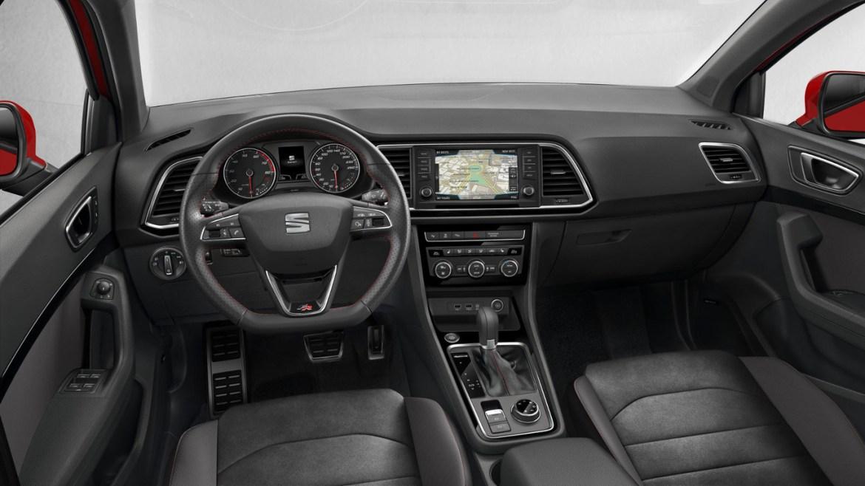 SEAT Ateca FR: Aunando la deportividad en un SUV