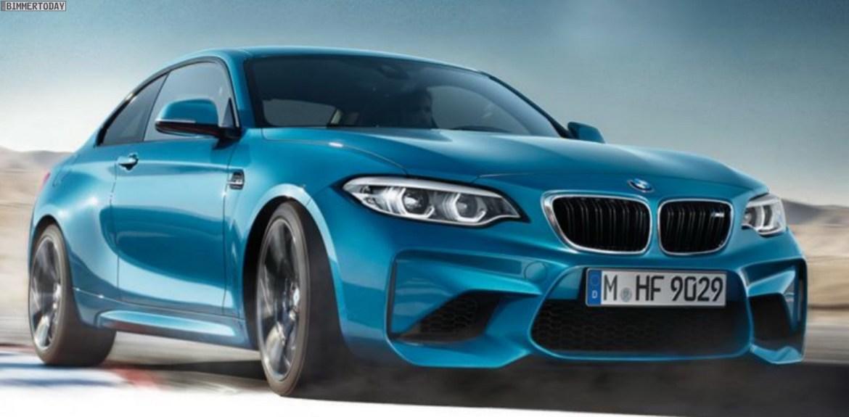 Primer vistazo al BMW M2 CS, un proyecto con futuro asegurado
