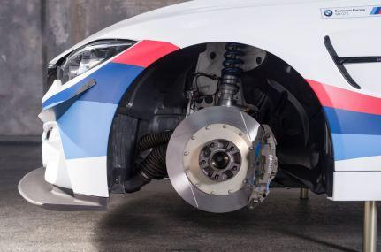 El BMW M4 GT4 ya es oficial: La bestia de competición arrancará en los 169.000 euros