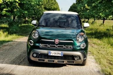 Fiat 500L 2017: El 500 más práctico se renueva con retoques estéticos y más equipamiento