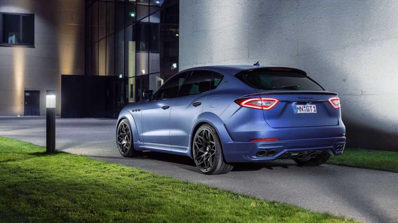 El Maserati Levante GTS ya está más cerca, será muy potente