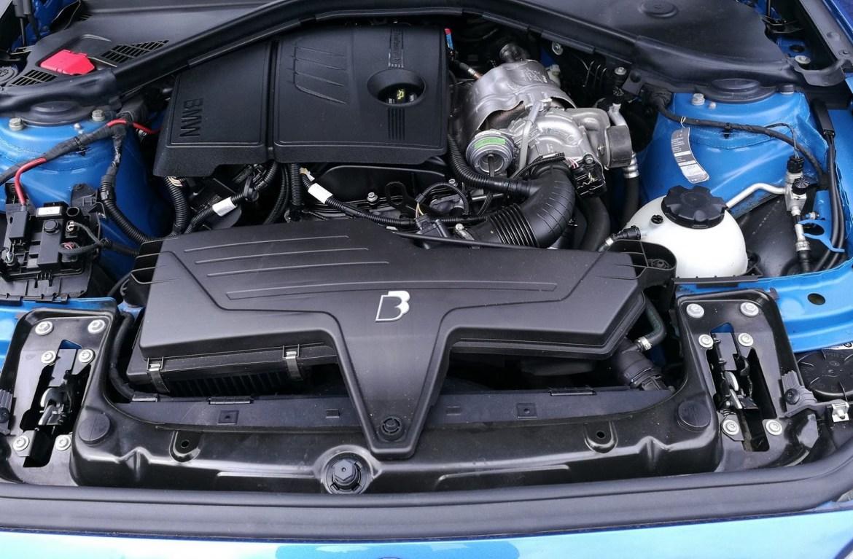 Un BMW 116i se puede convertir en un artefacto de más de 200 CV gracias a B&B