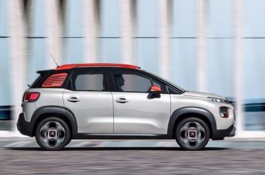 Citroën C3 Aircross 2018: El relevo del C3 Picasso en forma de SUV de pequeñas dimensiones