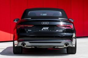 El Audi A5 Cabrio de ABT recibe más potencia y pequeños cambios estéticos
