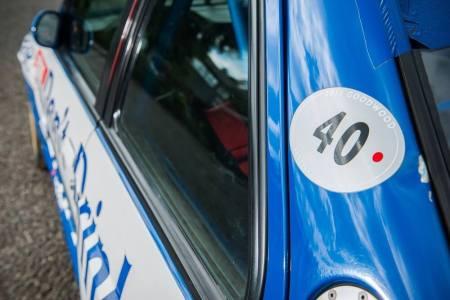 El BMW M3 E30 de Tim Harvey (ex-BTCC) sale a subasta: ¡Podría alcanzar los 200.000 euros!