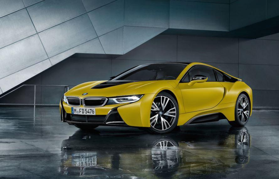 ¡Por fin! el BMW i8 Spyder debutará en el Salón de Los Ángeles