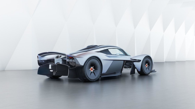 El Aston Martin Valkyrie será rápido, muy rápido... ¡prepárate!