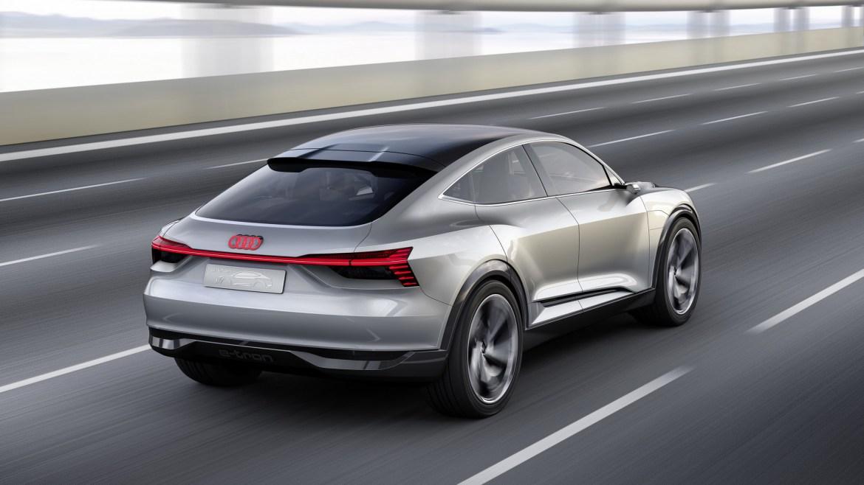 El Audi E-Tron Quattro apunta alto: 0 a 100 en 4.6 segundos y 550 kilómetros de autonomía