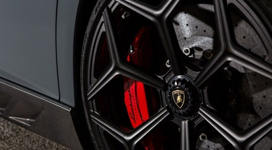 El Lamborghini Aventador SV Roadster de Novitec es aún más bestia que el modelo de serie: ¡Casi 1000 CV!