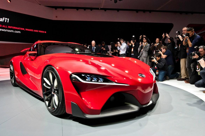 ¡Sorpresa! El nuevo Toyota Supra podría debutar en Ginebra