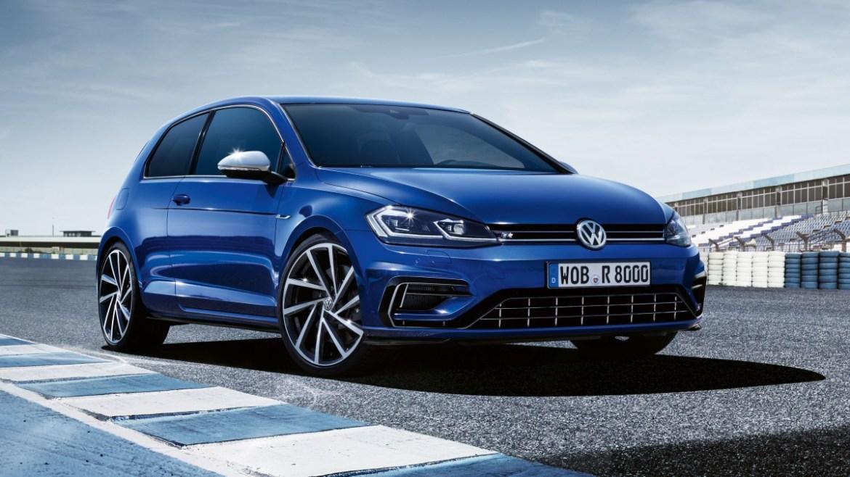Más potencia para los nuevos Volkswagen Golf GTI y R, llegarán en 2019