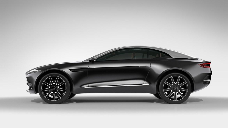 Aston Martin Varekai: así se llamará el crossover inglés