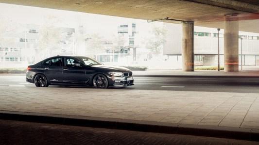 El BMW Serie 5 recibe más potencia y nueva presencia gracias a AC Schnitzer: La alternativa más razonable al BMW M5 que no ha llegado aún