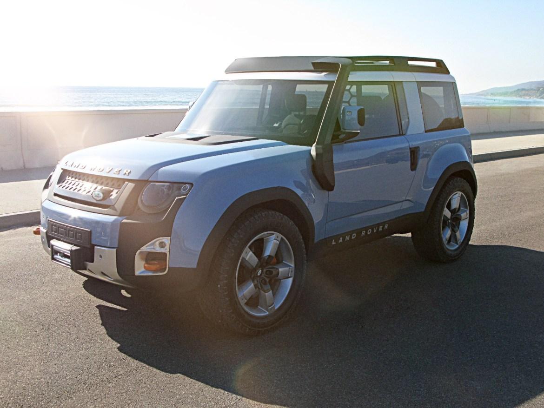 El nuevo Land Rover Defender traerá muchas sorpresas... ¿más de lo esperado?