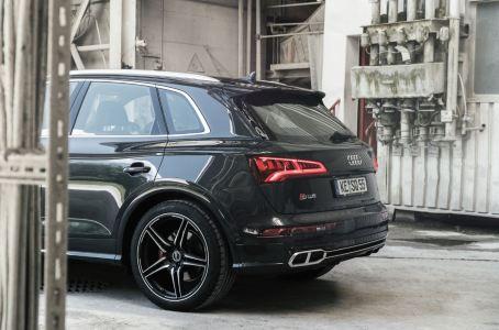 El SUV que no se dejará adelantar fácilmente: ABT deja al Audi SQ5 con 525 CV y 550 Nm de par