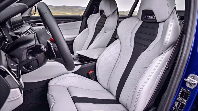 ¡Filtrado! Nuevo BMW M5, un primer vistazo antes del debut oficial
