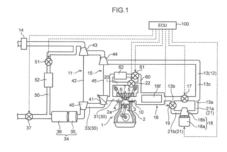 Mazda patenta un motor biturbo con compresor eléctrico: ¿Podríamos verlo en el MX-5?