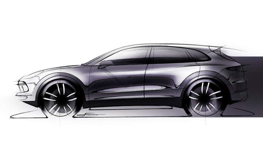 Oficial: Porsche presentará en una semana el nuevo Cayenne, ¡nuevo anticipo!