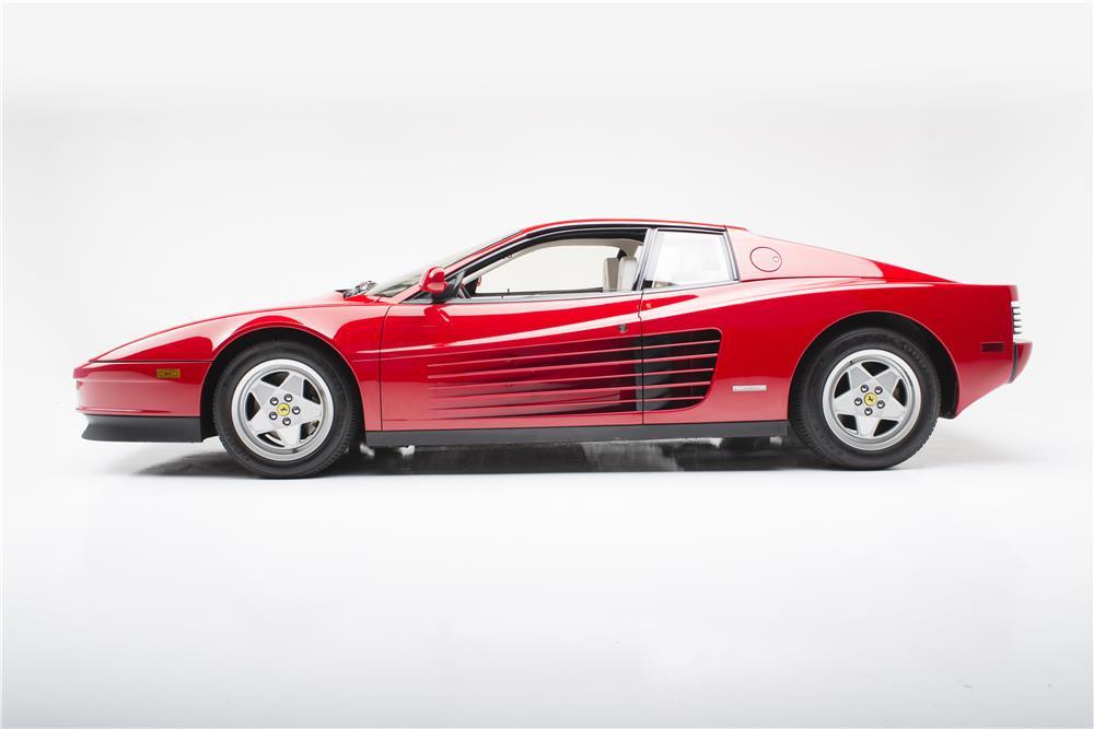 Si vuelve, no lo hará con el mismo nombre: Ferrari pierde los derechos del nombre Testarossa