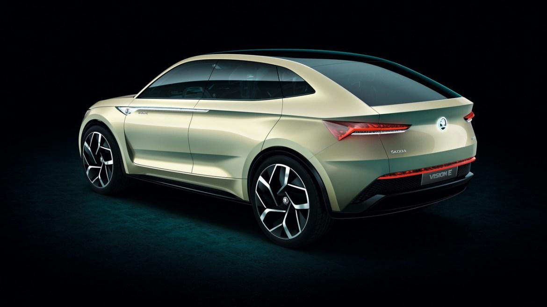 Skoda lanzará el primer SUV eléctrico de la marca en 2020